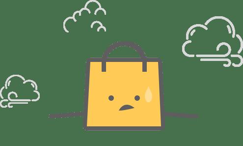 empty cart min - سبد خرید