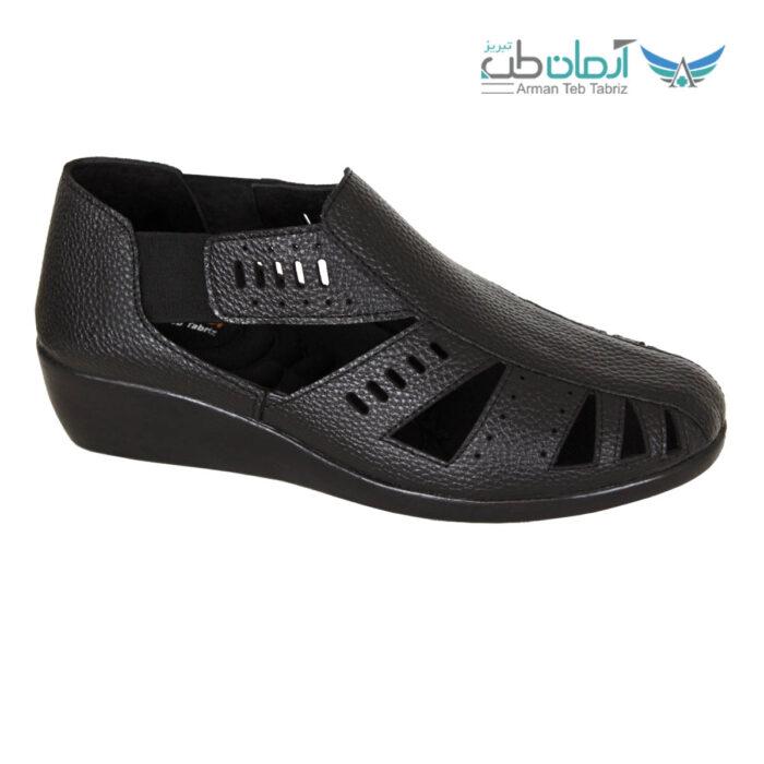 BANAFSHA - کفش زنانه بنفشه تابستانی خارپاشندار