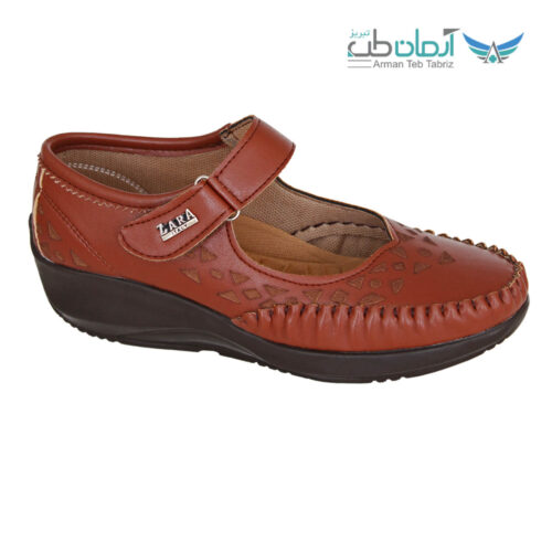 PANIYA ZAMASTANE 500x500 - کفش زنانه شول ساده