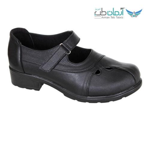 SARA 500x500 - کفش زنانه بنفشه تابستانی خارپاشندار